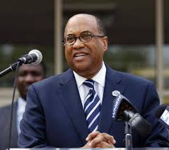 Saint Augustine's University President Everett B. Ward said his institution is making progress toward fiscal stability.