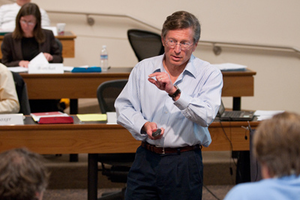 Stanford Provost John W. Etchemendy