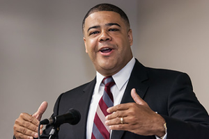 "Donald Cravins, Jr., National Urban League senior vice president for policy, says the U.S. Senate needs ""to be more transparent"" about staffing diversity."