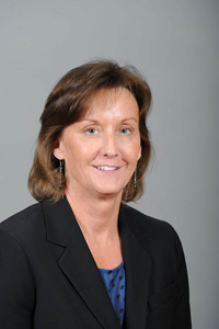 Judy MacLeod became commissioner of Conference USA on Oct. 26, 2015. (Photo courtesy of Conference USA)
