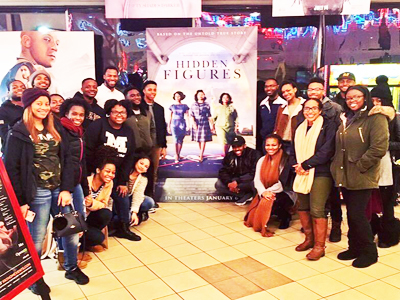 "The University of Missouri chapter of the National Society of Black Engineers recently viewed ""Hidden Figures"" and encouraged its fellow chapters around the nation to see the STEM-based feature."