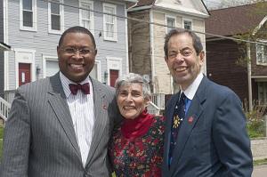Couple and Dr. James L. Moore III Establish Scholarship Program to...