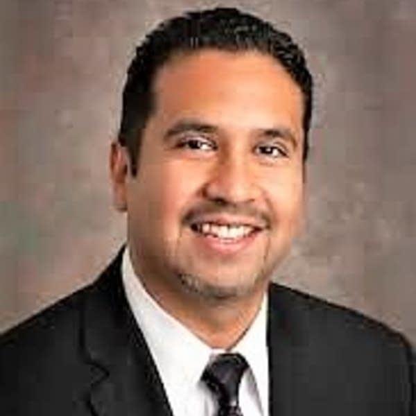 Dr. Jose Aviles, Louisiana State University's vice president for enrollment management