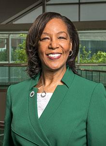 Dr. Jann L. Joseph, president of Georgia Gwinnett College