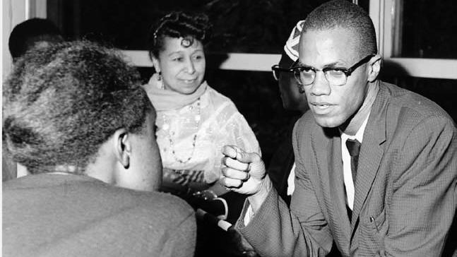 Malcolm X In Discussion