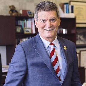 Dr. Mark Erickson, president of NCC