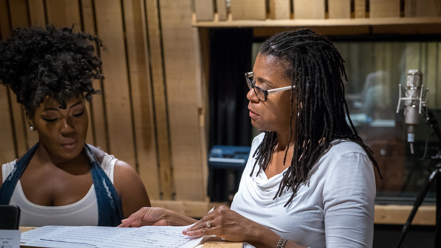 Lenora Hammonds, associate professor of jazz studies at North Carolina Central University, received support recently from the National Endowment for the Arts. Hammonds shared advice on her application process at the national HBCU conference this week.
