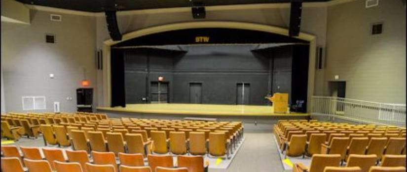 Booker T. Washington Auditorium