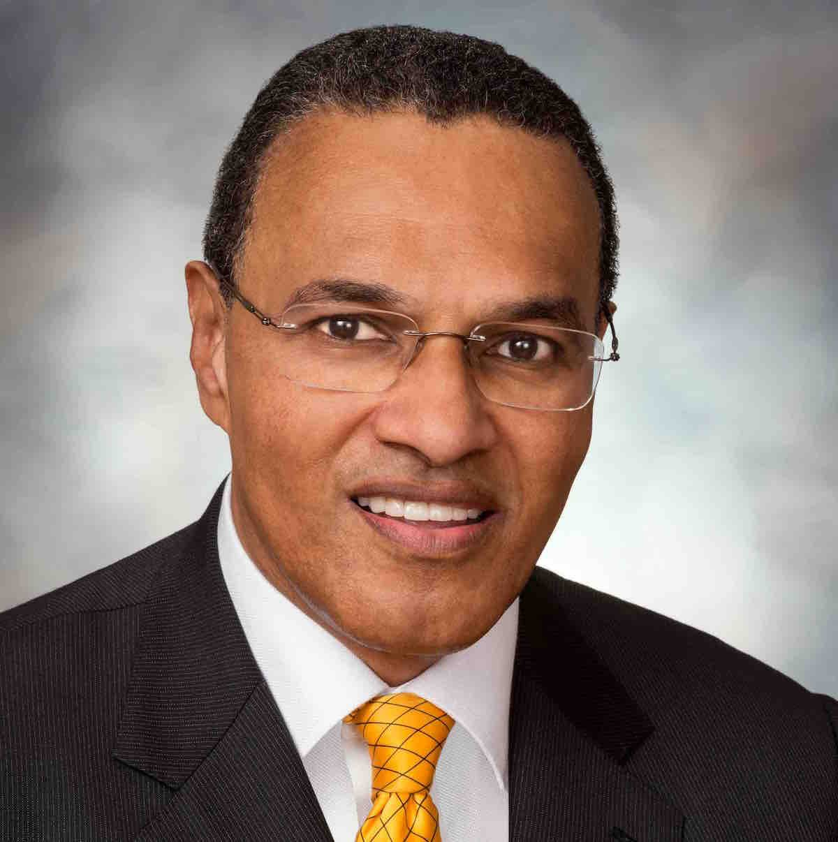 Dr. Freeman Hrabowski, president of University of Maryland, Baltimore County