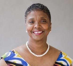Dr. Colette Pierce Burnette, president of Huston-Tillotson University in Texas