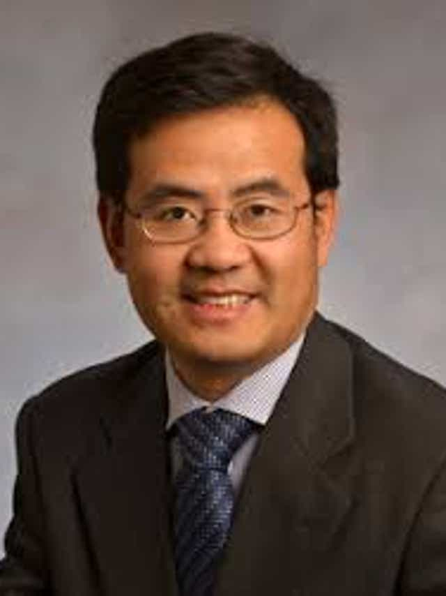 Dr. Anming Hu, engineering professor acquitted of hiding ties to Chinese university